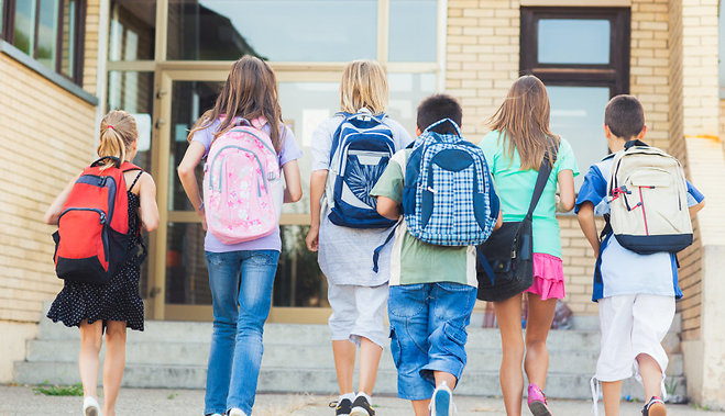 Объявляется набор детей в школу на 2017-2018 учебный год!